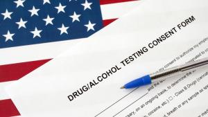 DOT drug Consent Form Image